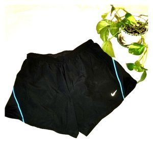 3/$25 Nike Fit Dry Athletic Black Shorts Small 4/6
